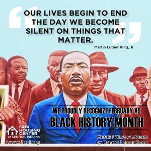 Black History Month PSA