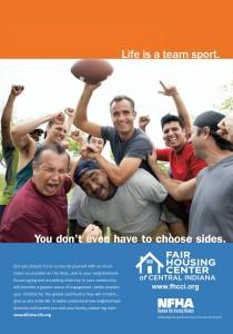 NFHA Life is Team Sport