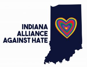 Indiana Alliance Against Hate logo